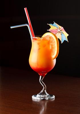 recette du cocktail tequila sunrise