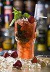 Recettes de cocktails base de eau gazeuse - Recette mojito fraise pour 10 personnes ...